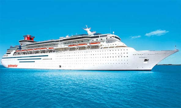 Crucero single Pullmantur