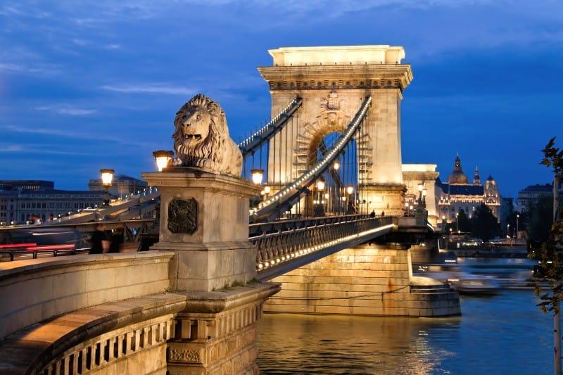 Crucero fluvial para singles por las capitales del Danubio