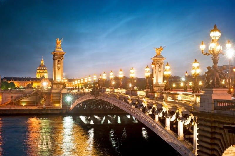 Escapadas anticrisis: crucero fluvial por el Sena