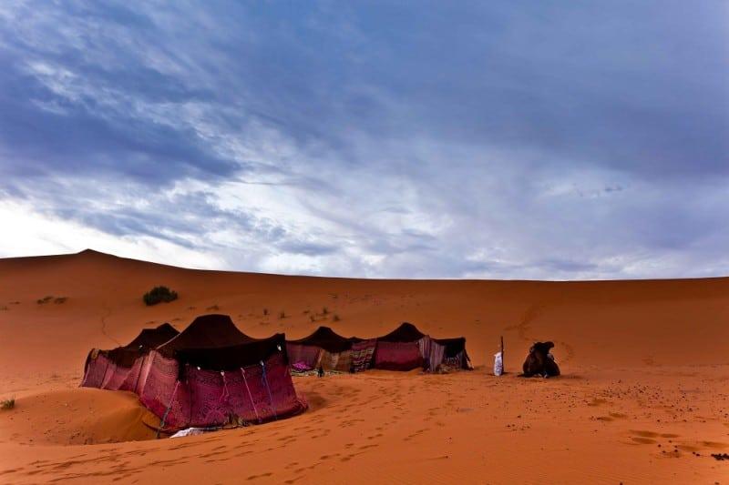 Destinos donde viajar en octubre: Marruecos
