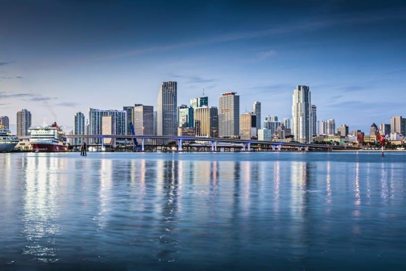 Destinos donde viajar en octubre: Miami