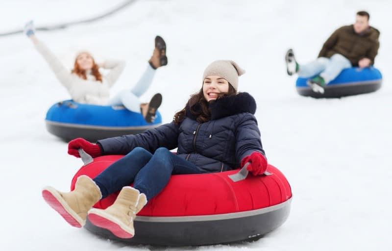 Viajes a la nieve para singles con niños a Sierra Nevada