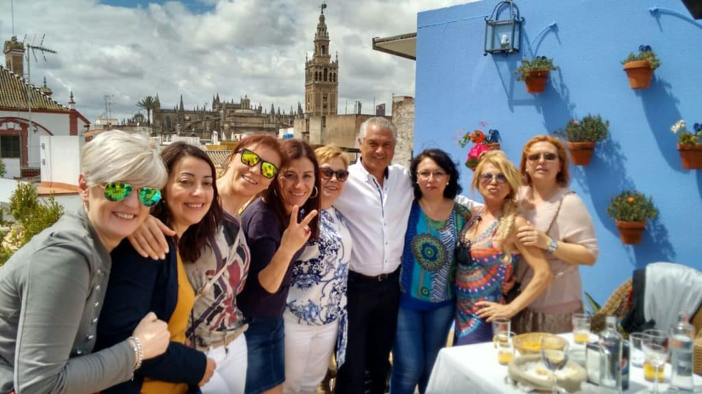 Grupo Feria Sevilla 2016