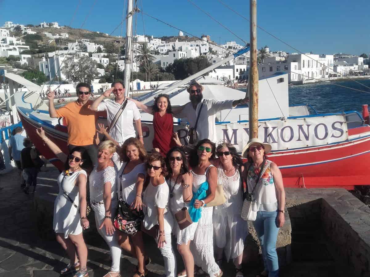 100×100 Grecia para singles: diario de un viaje inolvidable
